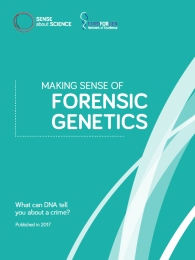 Image result for making sense of Forensic genetics