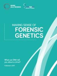 Image result for making sense of Forensic genetics